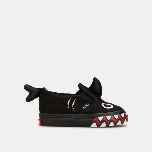 Vans Kids\u0027 x Shark Week Slip,On Shoe (Baby and Toddler)