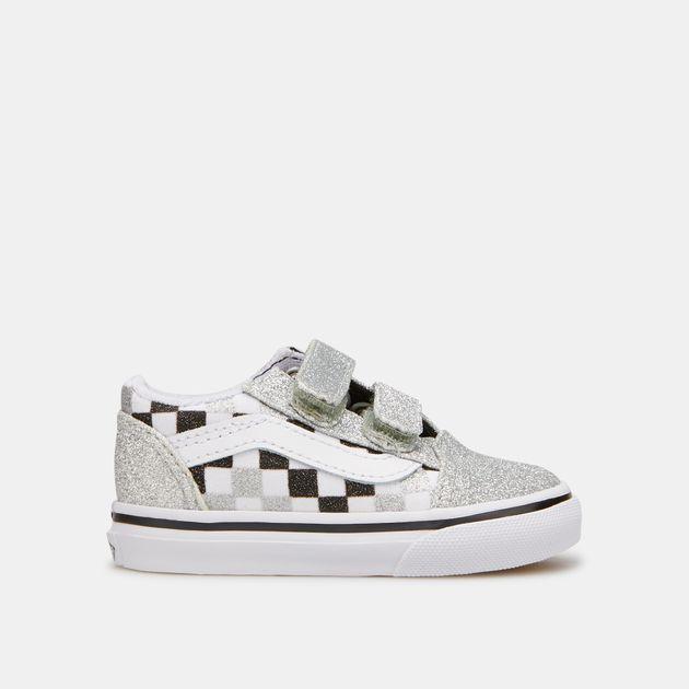 Vans Kids\u0027 Old Skool V Shoe (Baby \u0026 Toddler)