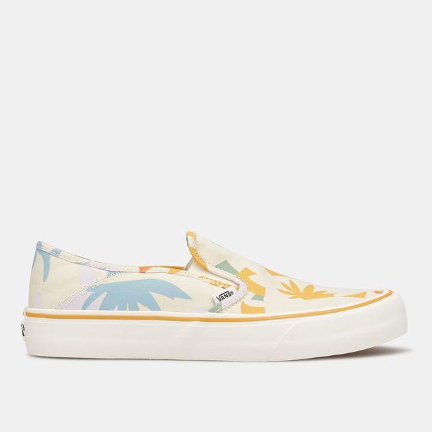 Vans Leila Hurst Slip-On Surf Shoe