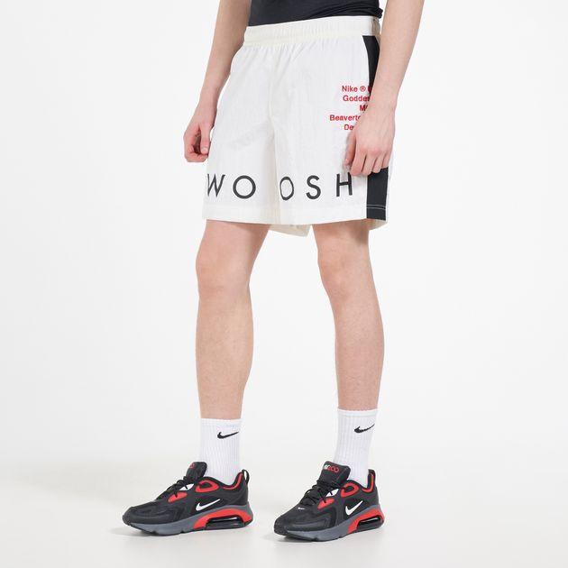Pertenece canal Kakadu  Nike Men's Sportswear Swoosh Woven Shorts   Shorts   Clothing   Mens   SSS