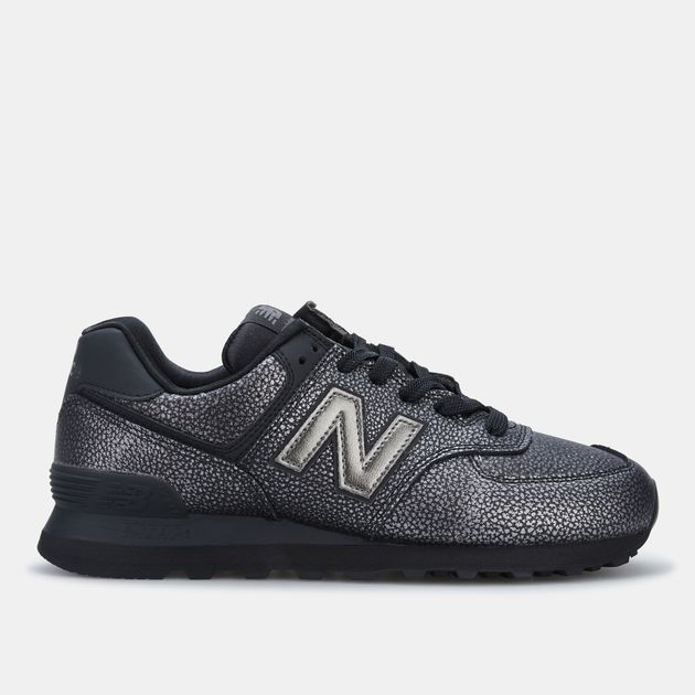 metallic new balances