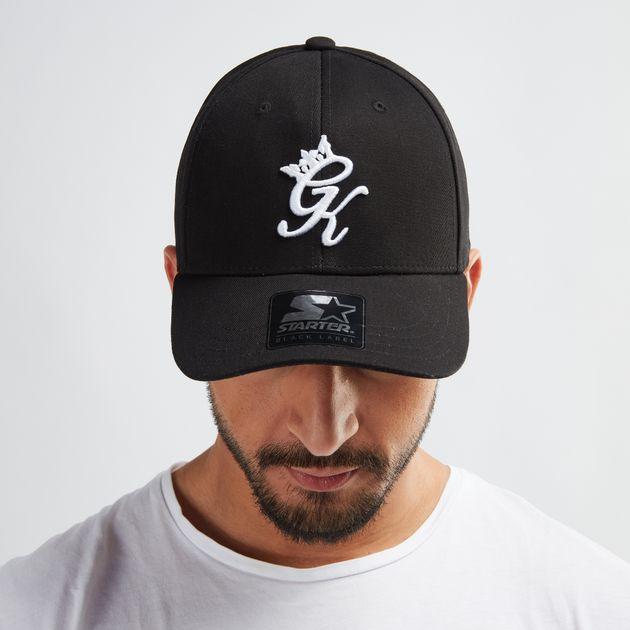 Gym King Pitcher Cap - Black 5a2f0279ea2