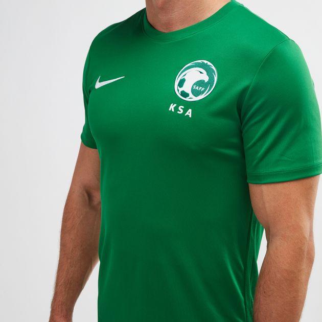 new arrival 99b10 17906 Nike Saudi Arabia Stadium Away Football Jersey - 2018 ...