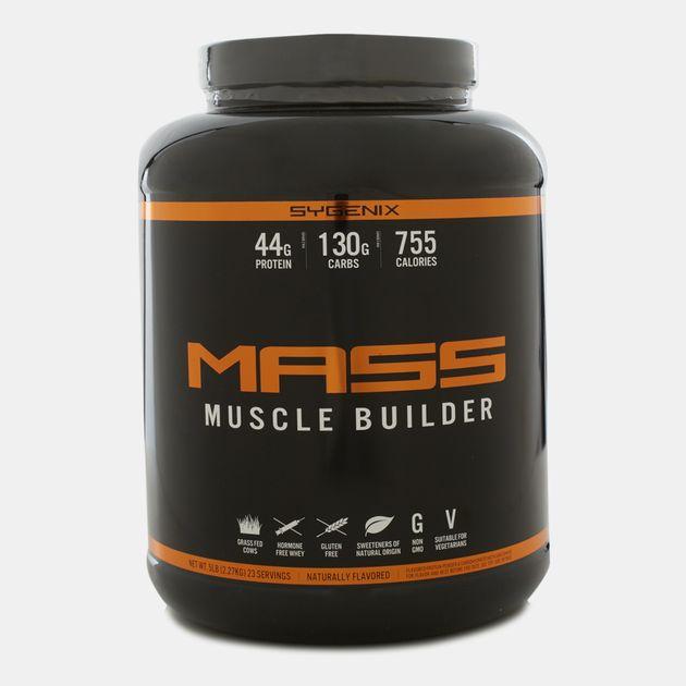 Sygenix MASS Muscle Builder Banana Classic