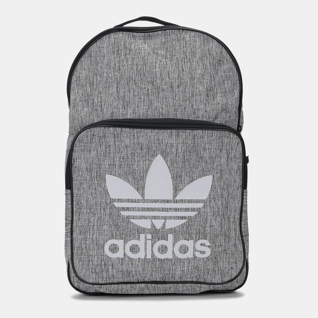 a13c3e8eb Shop Grey adidas Originals Casual Backpack for Unisex by adidas ...