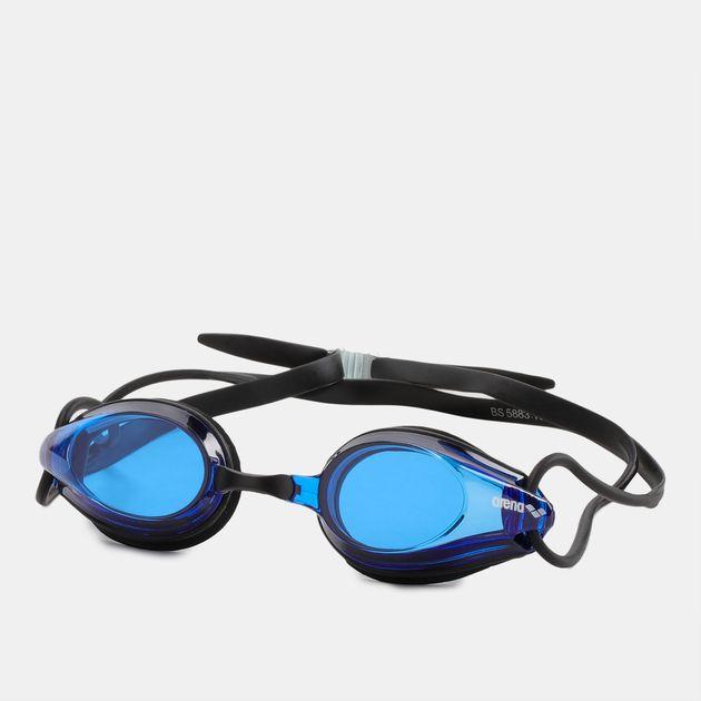 ebdec177d6 Arena Tracks Mirror Goggles - Black