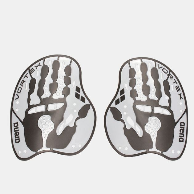 Arena Vortex Evolution Hand Paddle - Grey
