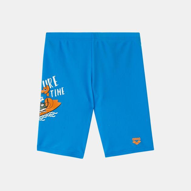 362bec215e089 Arena Kids' Water Tribe Girl UV Jammer shorts (Older Kids), 1617825