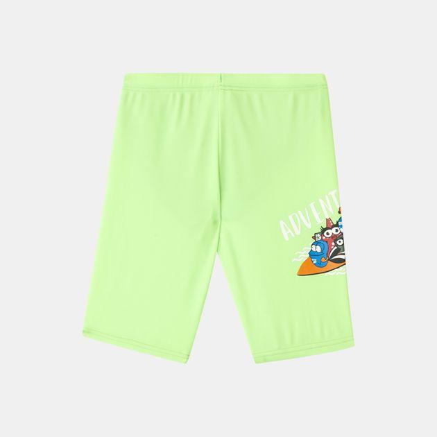 9704400326924 Arena Kids' Water Tribe Girl UV Jammer shorts (Older Kids), 1617823