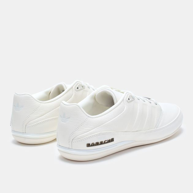 low cost add0f 687ec Shop White adidas Porsche Typ 64 2.0 Shoe for Mens by adidas ...