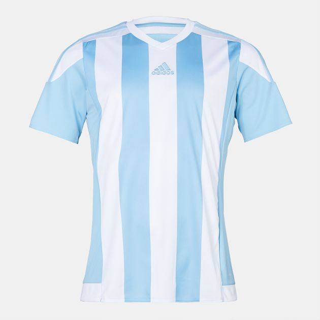 adidas Striped 15 Football Jersey | Jerseys | Tops