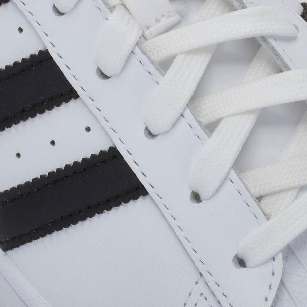 37ce75118 تسوق حذاء سوبرستار من اديداس اورجينال للرجال لون White | سن أند ساند ...