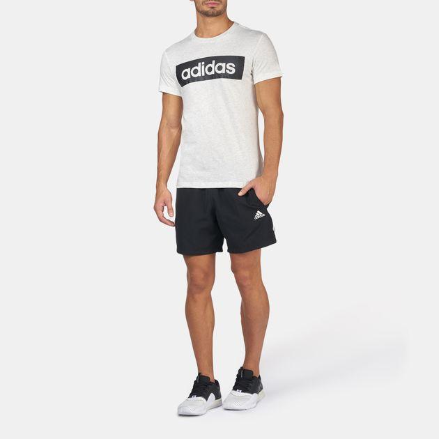 huge discount b010a 62bd5 adidas Essentials 3-Stripes Chelsea Shorts, 350653