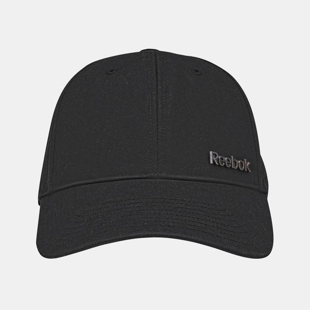 69622ff224f Reebok Sport Essentials Badge Cap - Black