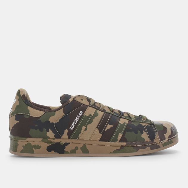 buy popular 8bbaf 1c4d3 Adidas Originals Superstar Graphic Pack Camo Shoe, 588064