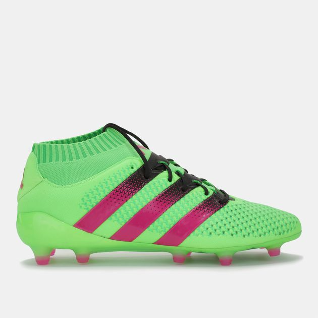 adidas Ace 16+ Primeknit Firm Ground Football Shoe