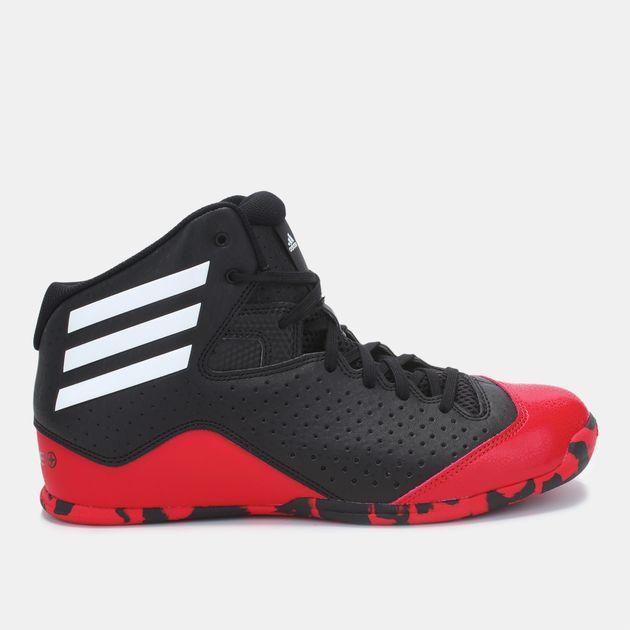 b384a2507 تسوق حذاء كرة السلة نيكست ليڤل سبيد من اديداس للرجال لون أسود   سن ...