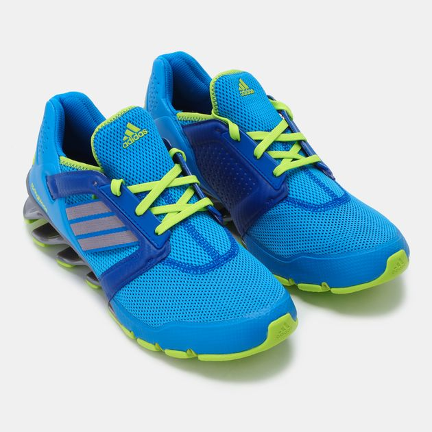 best cheap 21fa5 94367 Shop Blue adidas Springblade Running Shoe for Mens by adidas ...