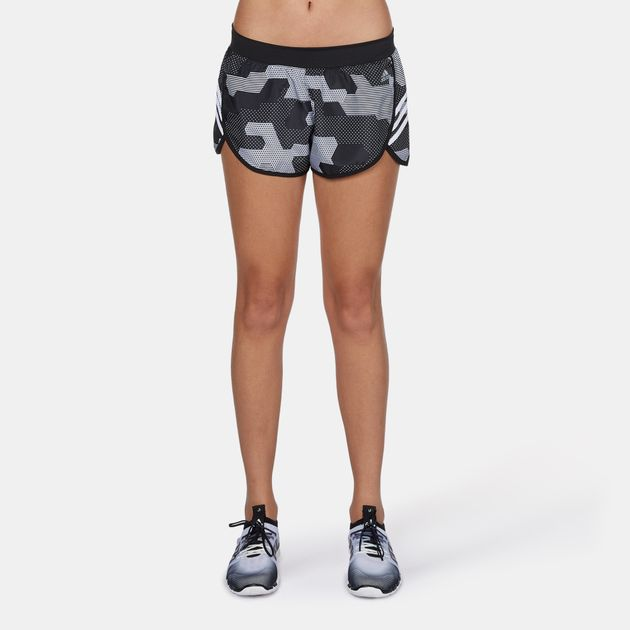 Shop Black adidas ULT Shorts SPTCMO Short Pant for Womens by