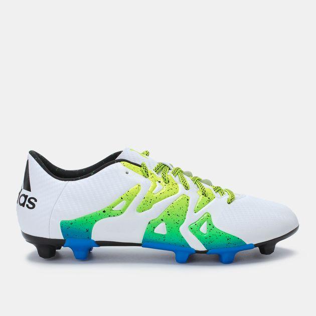 adidas X 15.3 Firm Ground Football Shoe