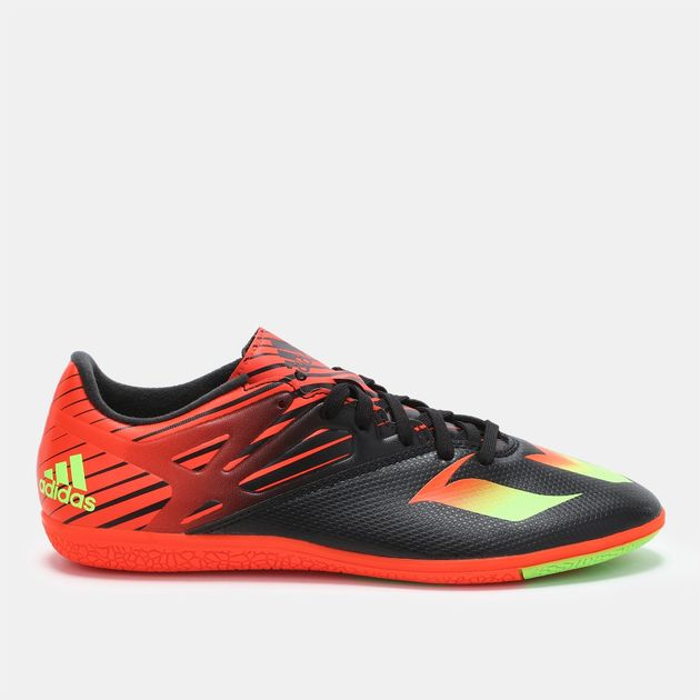 adidas Kids' Messi 15.3 Indoor J Football Shoe