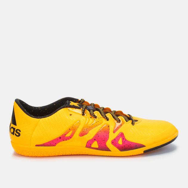 adidas X 15.3 Indoor Football Shoe