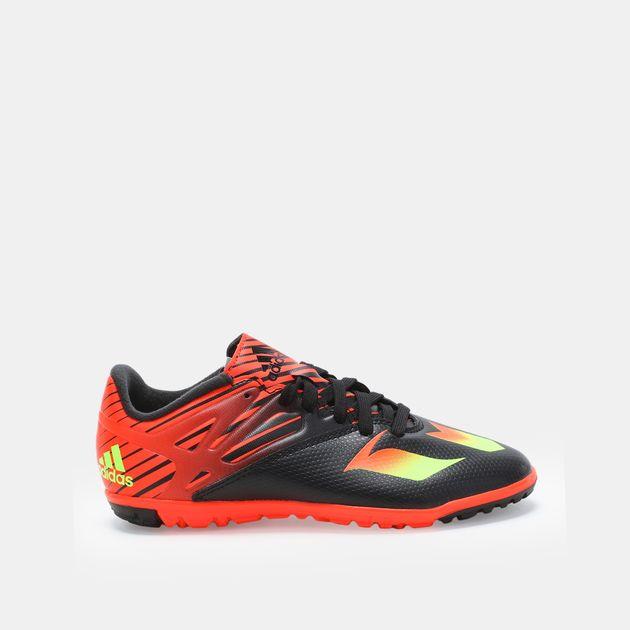 adidas Kids' Messi 15.3 Turf J Football Shoe
