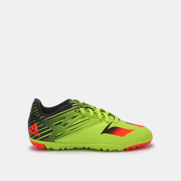 adidas Messi 15.3 Turf Junior Shoe