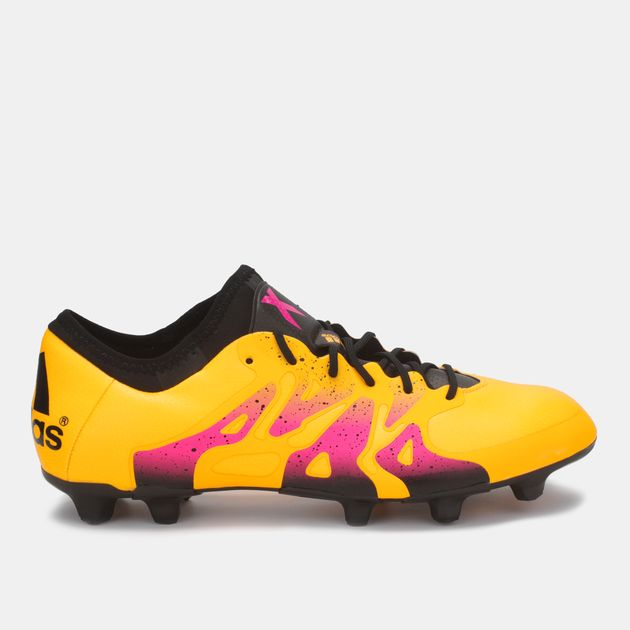 adidas X 15.1 Firm Ground Football Shoe