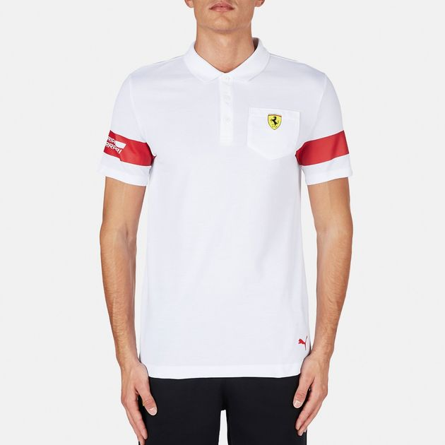 PUMA SF Polo T-Shirt