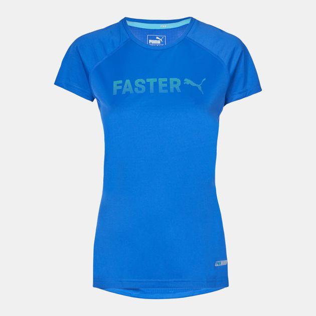 PUMA evoTRG PWRCool Graphic T-Shirt