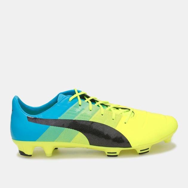 PUMA evoPOWER 1.3 Firm Ground Football Shoe