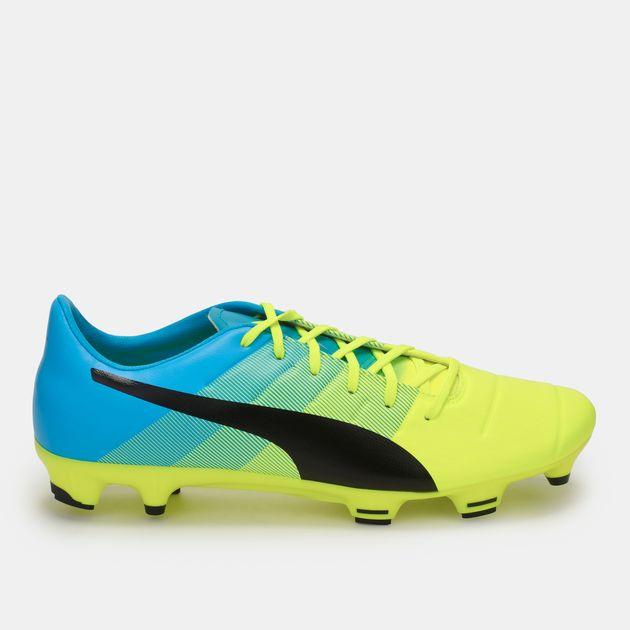 PUMA evoPOWER 3.3 Firm Ground Football Shoe