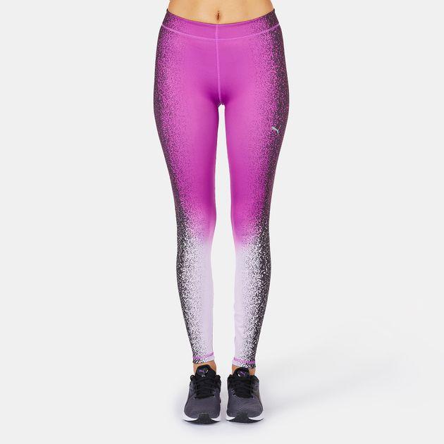 PUMA All Eyes On Me Leggings - Purple