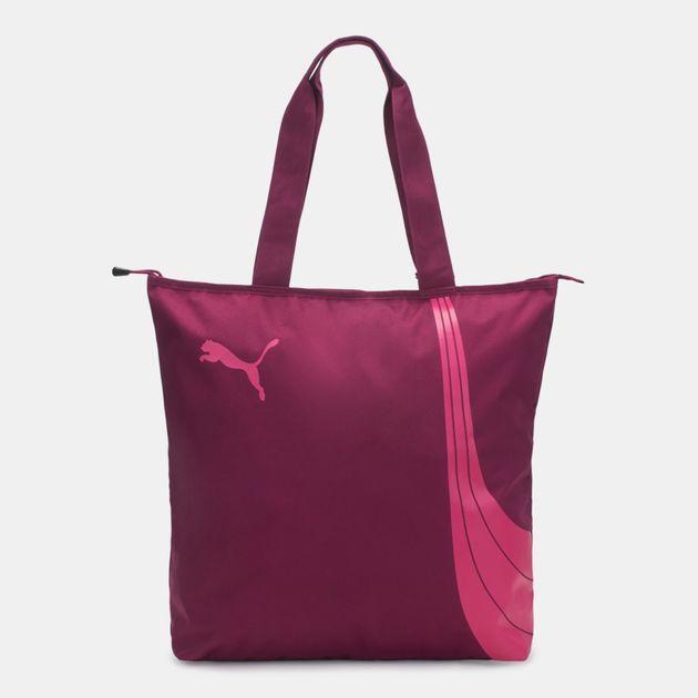 PUMA Fundamentals Shopper Bag - Purple