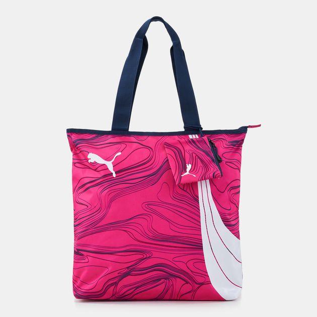 5c3f400e1e0 PUMA Fundamentals Shopper Bag   Bags and Luggage   Accessories ...