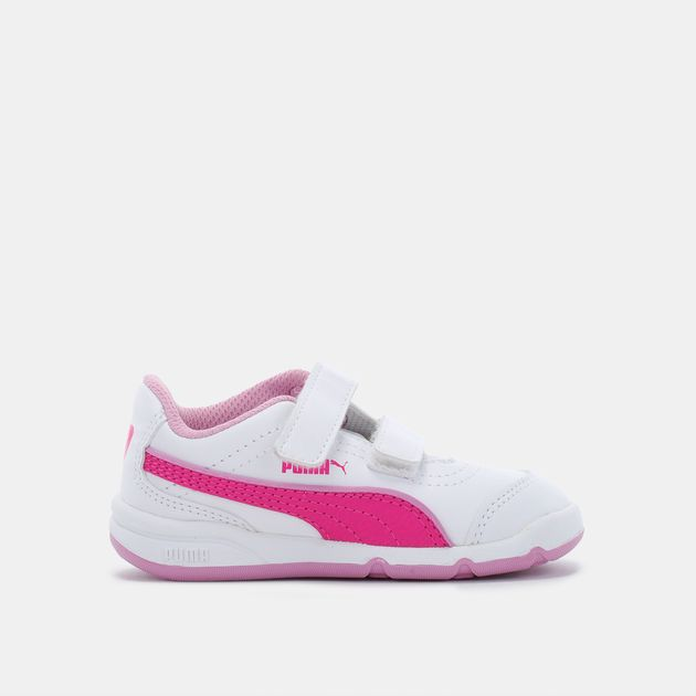 PUMA Kids' Stepfleex FS SL V Shoe
