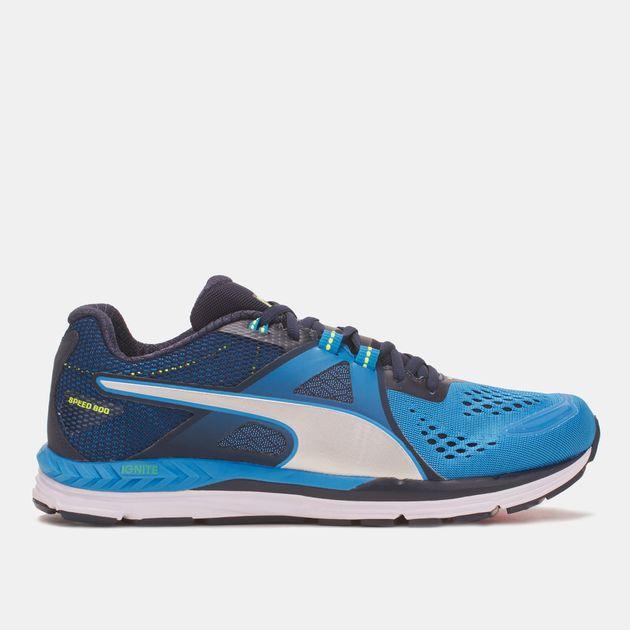 Shop Blue PUMA Speed 600 IGNITE Running Shoe for Mens by PUMA  6bb43aea1