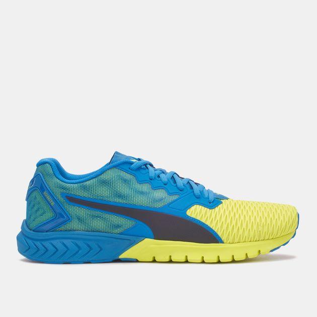 prix compétitif 1a42d 9bedf Shop Blue PUMA IGNITE V2 Running Shoe for Mens by PUMA   SSS