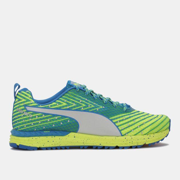 04dfc429e81611 Shop Puma Speed 300 Ignite Shoe Pmft 18909202