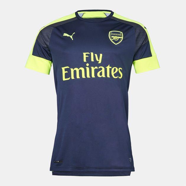 best service 8840c 71098 PUMA Arsenal FC Replica Jersey   Jerseys   Tops   Clothing ...