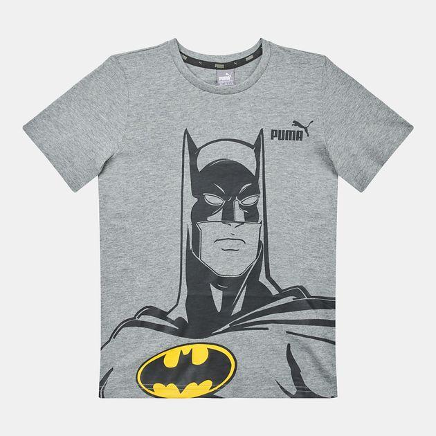 Style Batman Tops Kids Puma T ShirtShirts Kids' Clothing 3FTlu1JKc