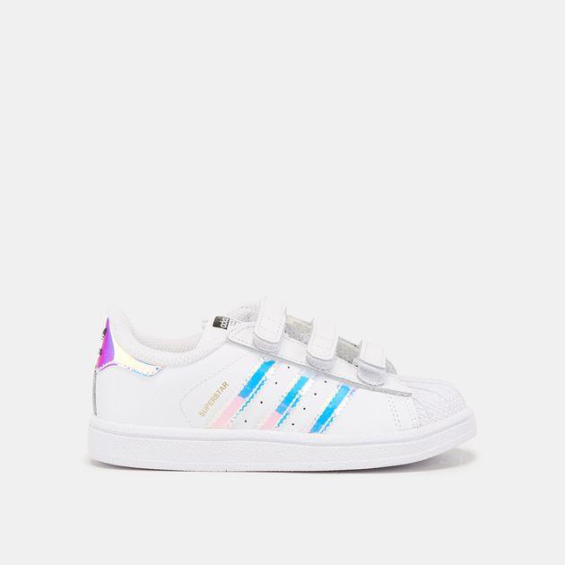 adidas Originals Kids' Superstar Shoe (Infant)