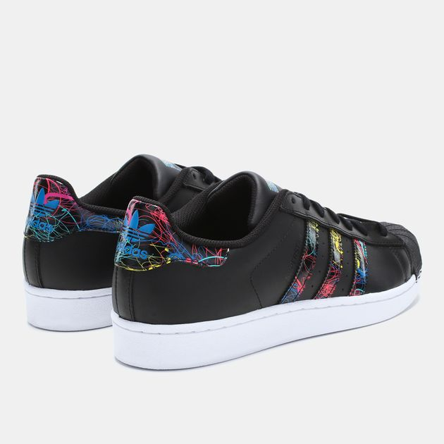 uk availability abfff 94e5d Shop Black adidas Superstar II Chinese New Year Shoe for ...