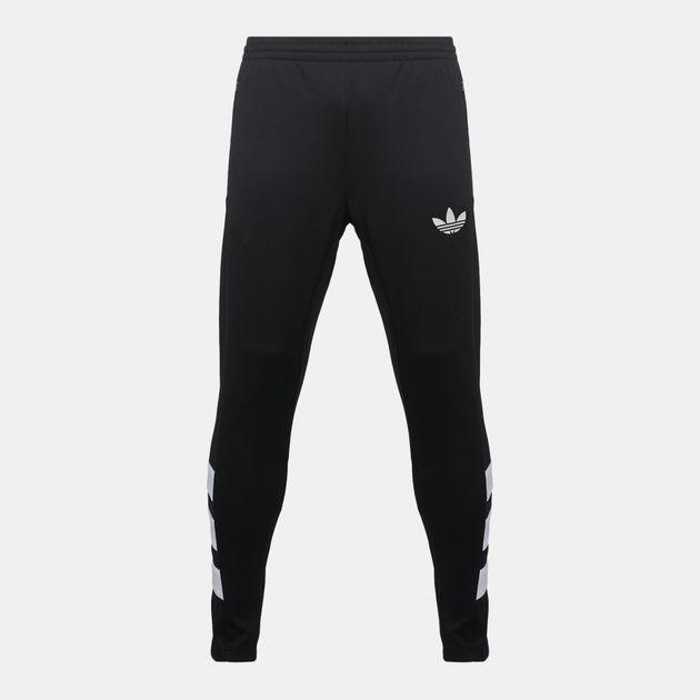 4250423d8 Shop Black adidas Trefoil FC Track Pants for Mens by adidas ...