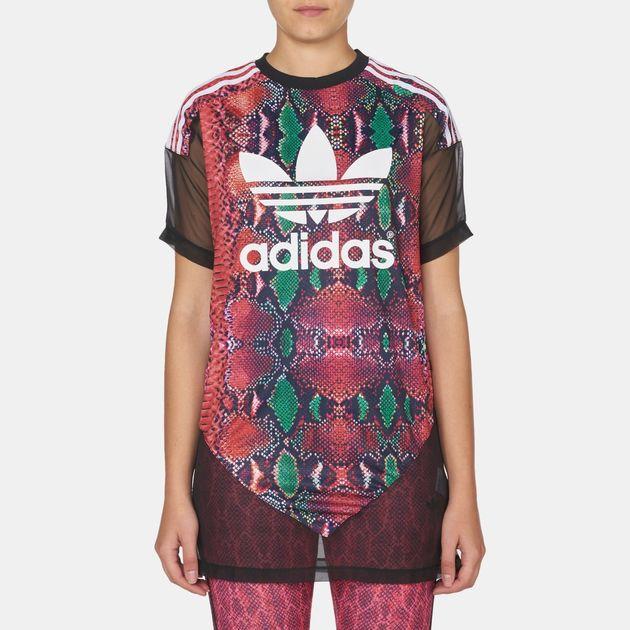 55cc4d396ea adidas Soccer T Dress T-Shirt | T-Shirts | Tops | Clothing | Women's ...
