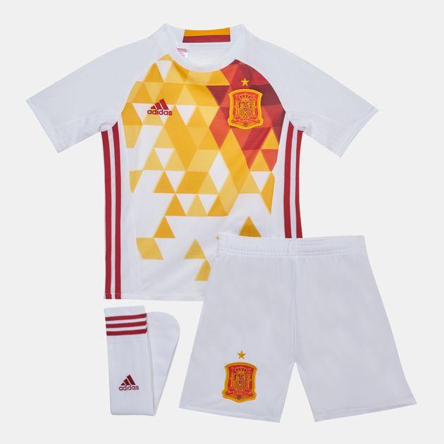 adidas Spain Away SMU Mini Kit