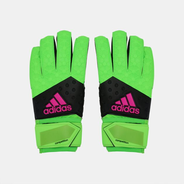 adidas Ace Competition NC Goalkeeper Gloves - Green