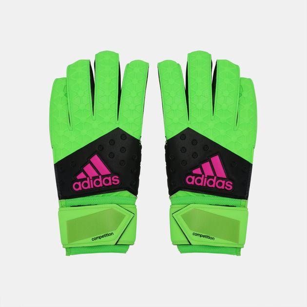 best service fb06d 30e65 Shop Green Shop Green adidas Ace Competition NC Goalkeeper ...