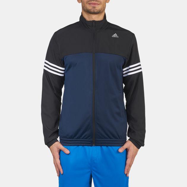 adidas Base Mid Woven Track Jacket